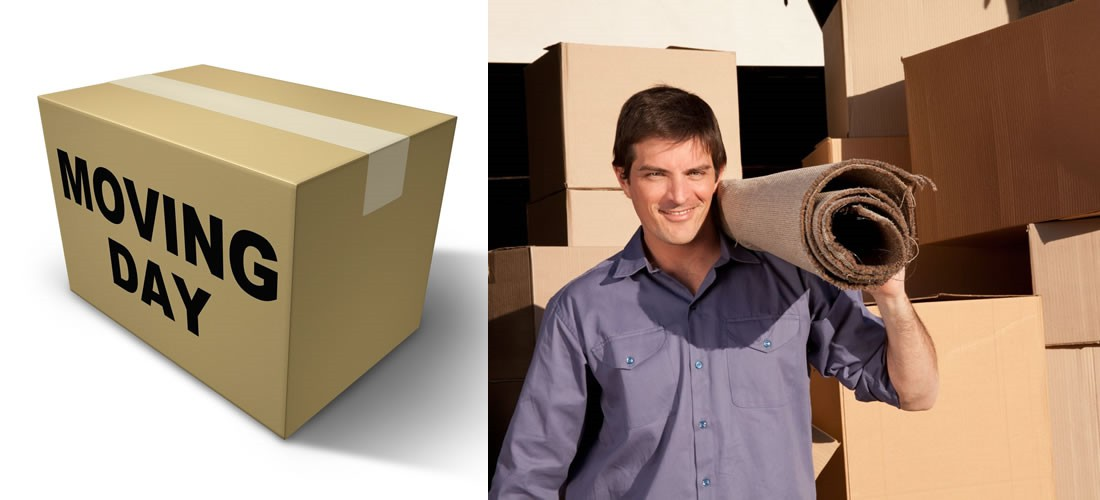 WE SPECIALIZE IN SMALL RESIDENTIAL AND OFFICE MOVES